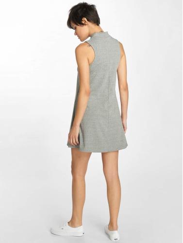Urban Classics Mujeres Vestido A-Line in gris