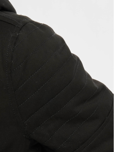 Urban Classics Damen Winterjacke Ladies Sherpa Lined Cotton in schwarz Cool Billige Versorgung Auslass Echt Exklusiv Rabatt 2018 Unisex XBKA1bJi