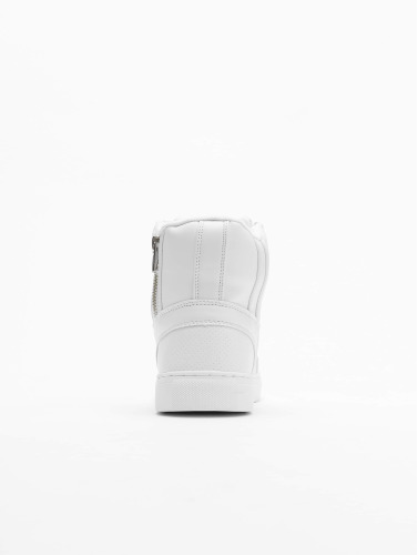 Urban Classics Zapatillas de deporte Zipper in blanco