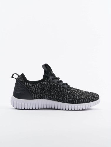 Urban Classics Zapatillas de deporte Knitted Light in negro