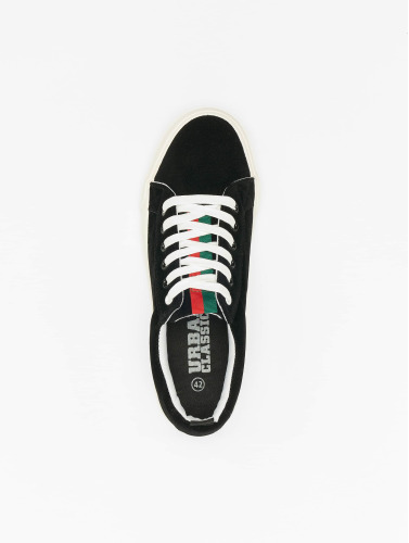 Urban Classics Zapatillas de deporte Velor in negro