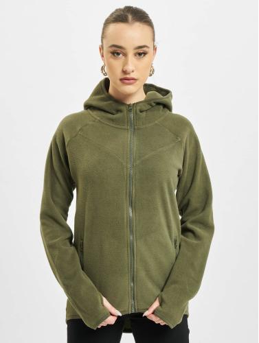 Zip Damen Classics Urban in Hoodie Polar Classics olive Urban Fleece gqIWP