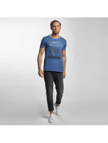 Urban Surface Hombres Camiseta South Division in azul