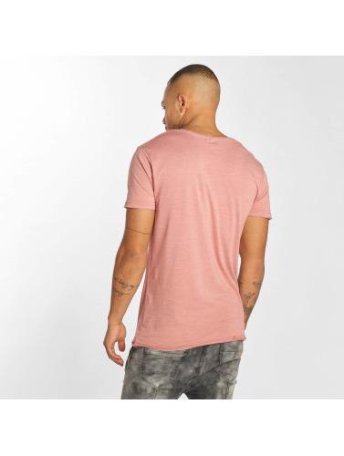 Urban Overflaten Hombres Camiseta Skallen Tre I Rosa nyte billig pris gå online 1utzsICOQv