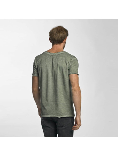 Urban Surface Hombres Camiseta South Division in verde