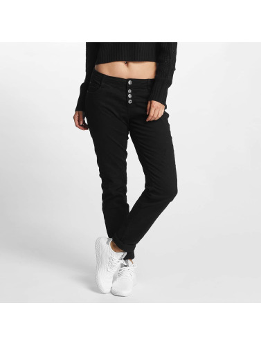 Urban Surface Mujeres Chino 5 Pocket in negro