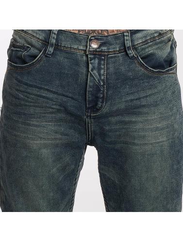 Urban Surface Hombres Jeans ajustado Imre in azul