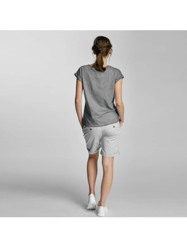 Urban Surface Mujeres Pantalón cortos Phillipa in gris