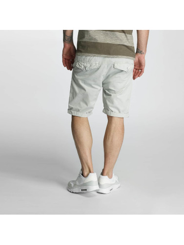 Urban Surface Herren Shorts Chino in grau