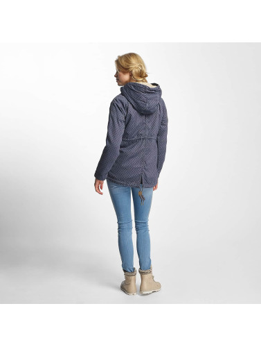 Urban Surface Damen Winterjacke Kanada in blau