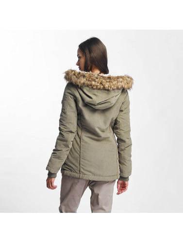 Urban Surface Damen Winterjacke Oliana in olive