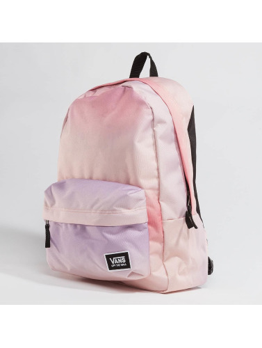 Vans Rucksack Realm Classic in pink