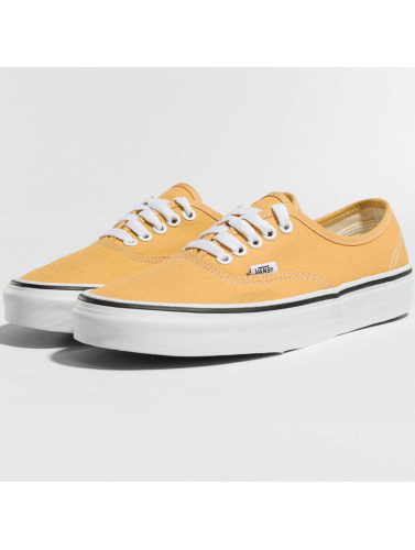 Vans Damen Sneaker UA Authentic in gelb