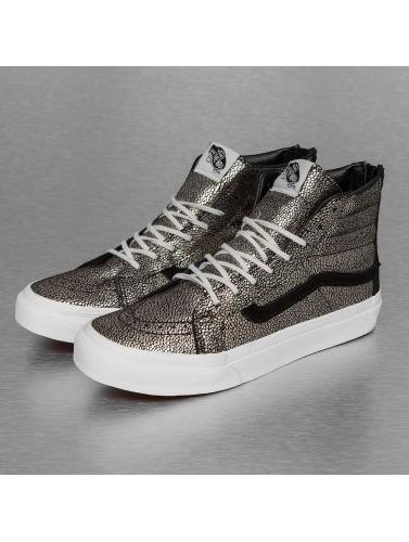 Vans Damen Sneaker SK8-Hi Slim in goldfarben