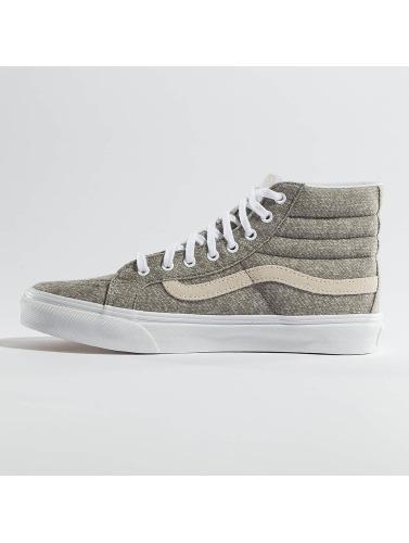vans damen sneaker grau