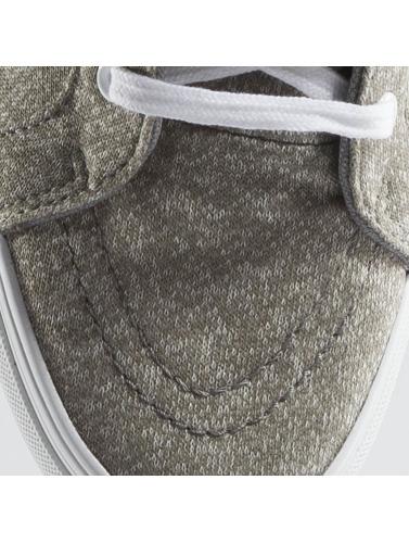 Vans Damen Sneaker UA SK8-Hi Slim in grau