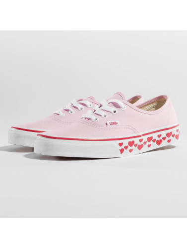 Vans Damen Sneaker Authentic Hearts Tape in rosa