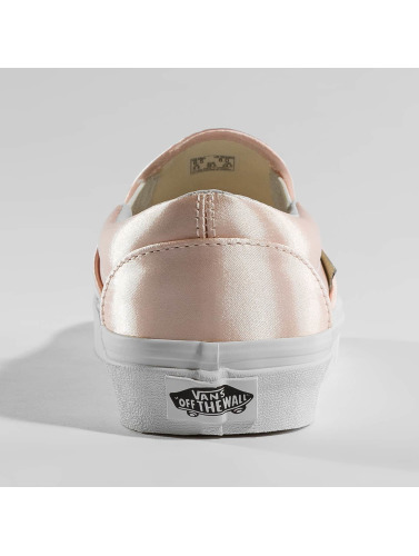 Vans Damen Sneaker UA Classic Slip-On DX California Souvenir in rosa