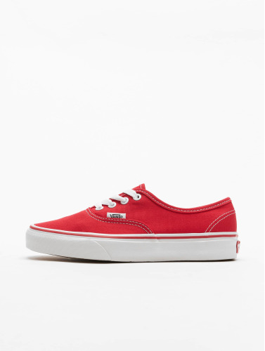 Vans Sneaker Authentic in rot