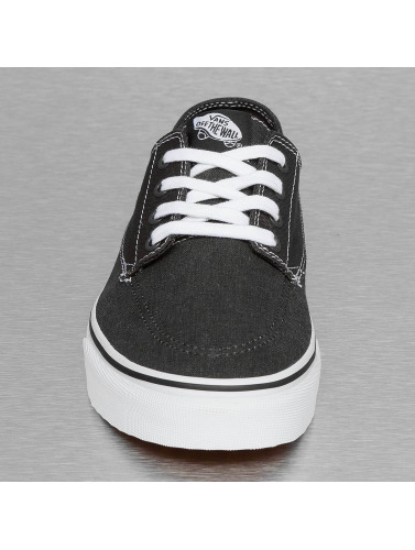 Vans Herren Sneaker Brigata Washed Canvas in schwarz