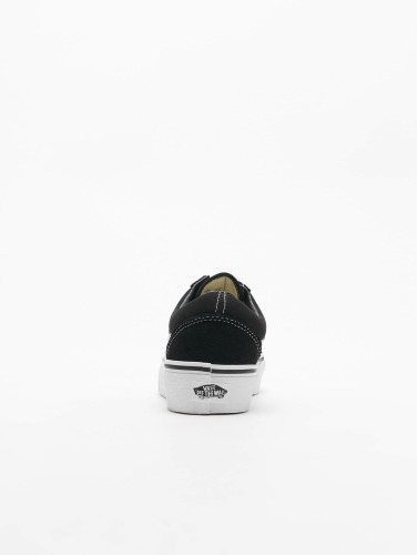 Vans Sneaker Old Skool Platform in schwarz