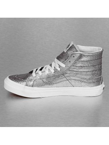 Vans Mujeres Zapatillas de deporte SK8-Hi Slim in gris