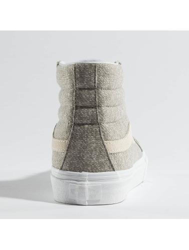Vans Mujeres Zapatillas de deporte UA SK8-Hi Slim in gris