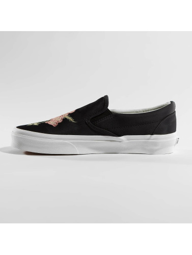 Vans Mujeres Zapatillas de deporte UA Classic Slip-On DX California Souvenir in negro