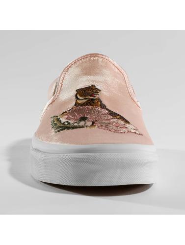 Vans Mujeres Zapatillas de deporte UA Classic Slip-On DX California Souvenir in rosa