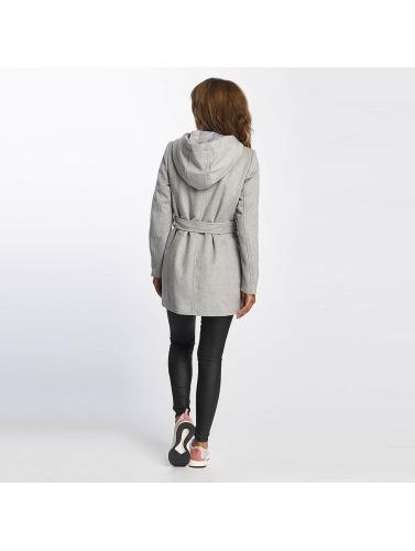 Vero Moda Mujeres Abrigo vmMelena in gris