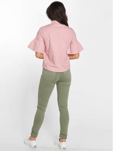 Vero Moda Bluse / Tunika Kvinner I Rosa Vmjina billige bilder d1T1YjgP