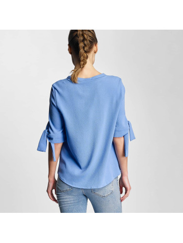 Vero Moda Damen Bluse VmGertrud in blau