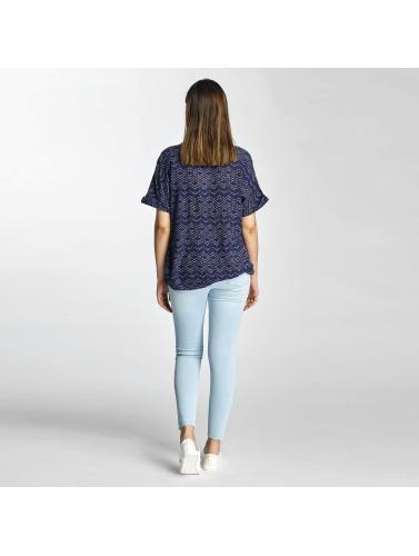 Vero Moda Damen Bluse vmGina in blau