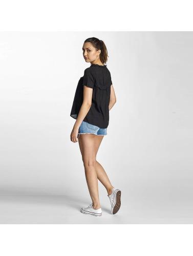 Vero Moda Damen Bluse vmMandy in schwarz Aussicht Billig Verkauf Online-Shopping Spielraum Mit Kreditkarte sWBPahumm