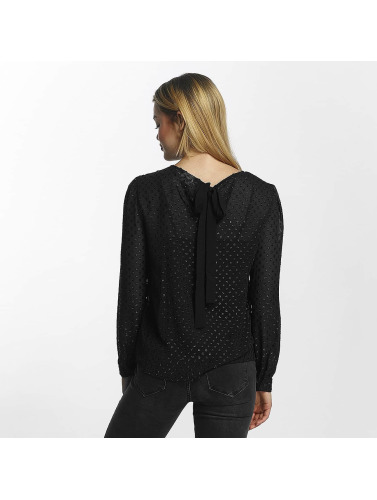 Vero Moda Damen Bluse vmBlink in schwarz
