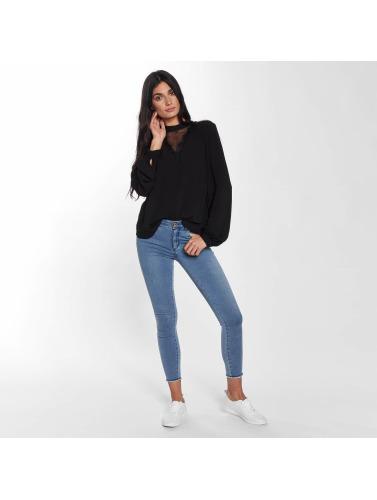 Vero Moda Damen Bluse vmJasmine in schwarz