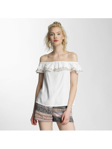 Vero Moda Damen Bluse vmKatinka in weiß Online Einkaufen Steckdose Freies Verschiffen Authentische Rabatt Manchester Auslass Hohe Qualität xBjNoRpD
