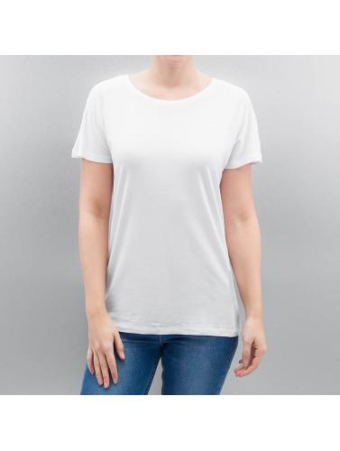 Vero Moda Mujeres Camiseta vmFunnel in blanco