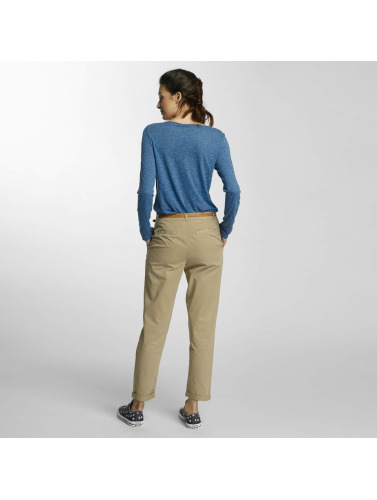 Vero Moda Mujeres Camiseta de manga larga vmLua in azul