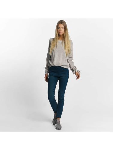 Vero Moda Mujeres Camiseta de manga larga vmAntonia in gris