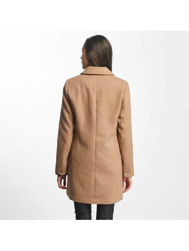 Vero Moda Mujeres Chaqueta de entretiempo vmAugust 3/4 in marrón