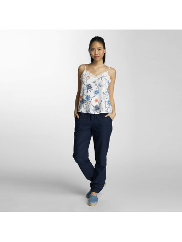 Vero Moda Damen Chino vmTimilo in blau Billig Verkauf Kosten Rabatt Perfekt A0E8pY7C