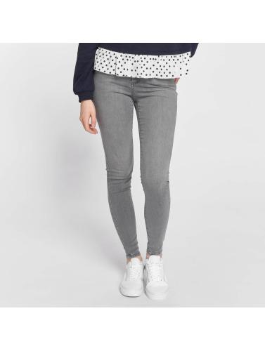 Vero Moda Damen High Waist Jeans vmSophia in grau