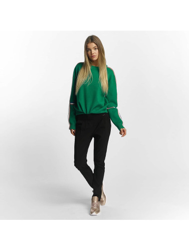 Vero Moda Mujeres Jersey vmDamara in verde