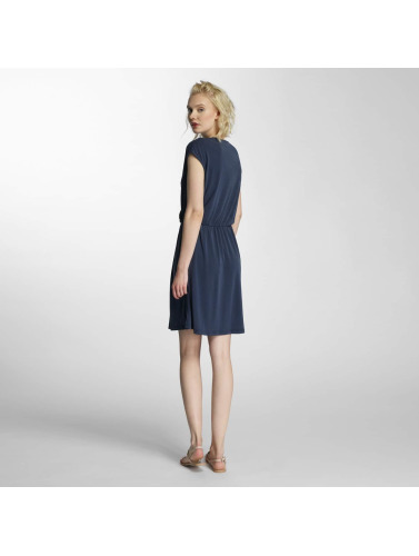 Vero Moda Damen Kleid vmMetti in blau