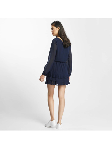 Vero Moda Damen Kleid vmFreya in blau Outlet-Store kIPYlVg