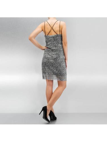 Vero Moda Damen Kleid VMStinne in silberfarben