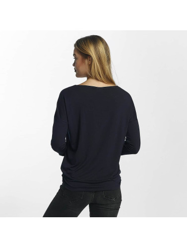 Vero Moda Damen Longsleeve vmBava in blau