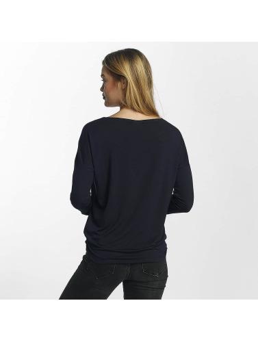 Vero Moda Damen Longsleeve vmBava in blau Konstrukteur 2018 Billig Verkaufen Günstig Kaufen Auslassstellen 2018 Neu Zu Verkaufen sLxHnZSDR
