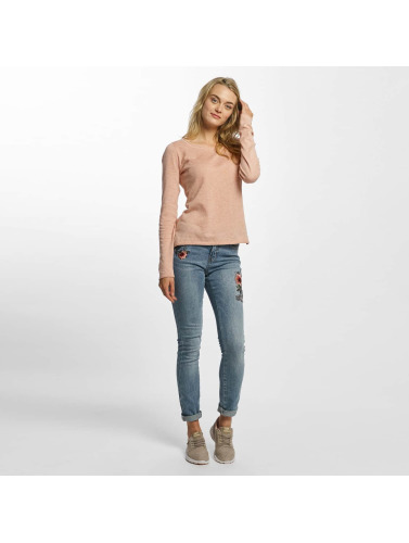 Vero Moda Damen Longsleeve vmSofia in rosa